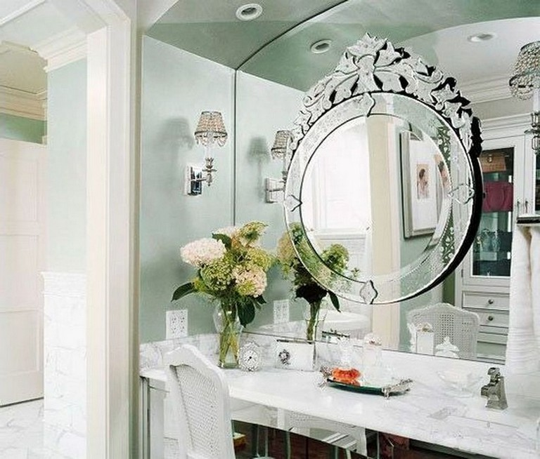 30+ Interesting Arched Wall Mirrors For Your Home Décor Ideas