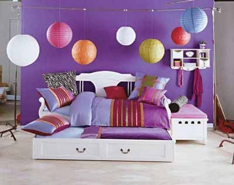 40 Inexpensive Teen Girls Bedroom Ideas With Simple Interior
