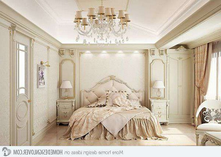 31 Elegant And Luxury Arabian Bedroom Ideas