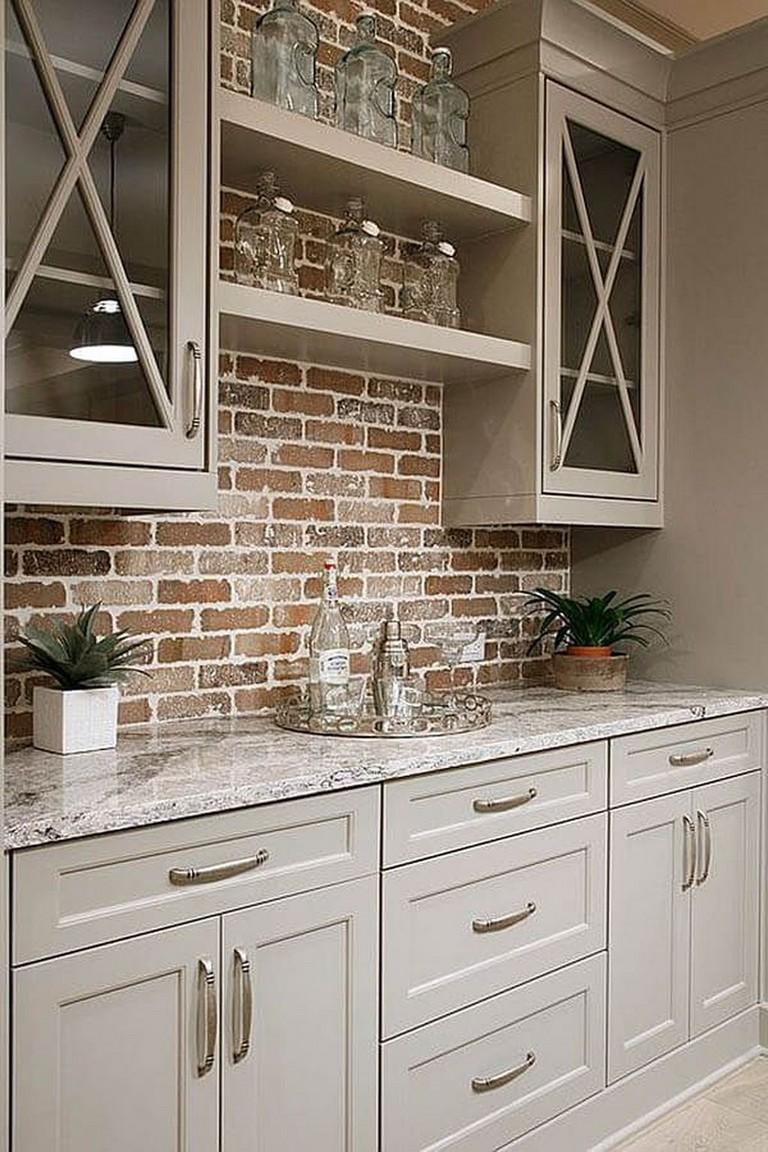 27 Wonderful Rustic Kitchen Cabinets Ideas